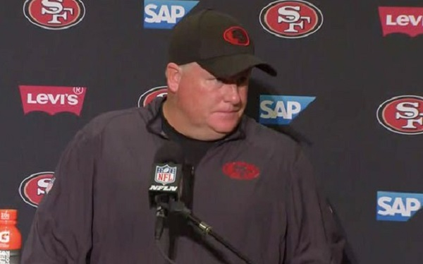 Chip Kelly 49ers